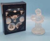 (2) Hummel Items: Miniature Porcelain  Tea Set;