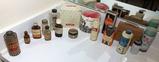 Assorted Vintage Items: Brasso, Cavalier Shoe
