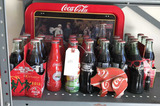 Coca Cola Reproduction Tray and Assorted