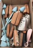 Assorted Vintage Shoe Stretchers
