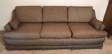 Greene Brothers Upholstered Sofa--82