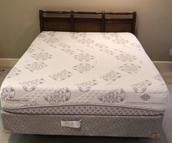 Queen Size Bed -American of Martinsville--