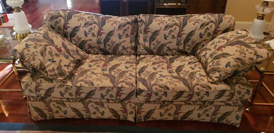 """Upholstered Sofa 83"""""""