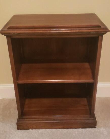 Bookstand w/shelves