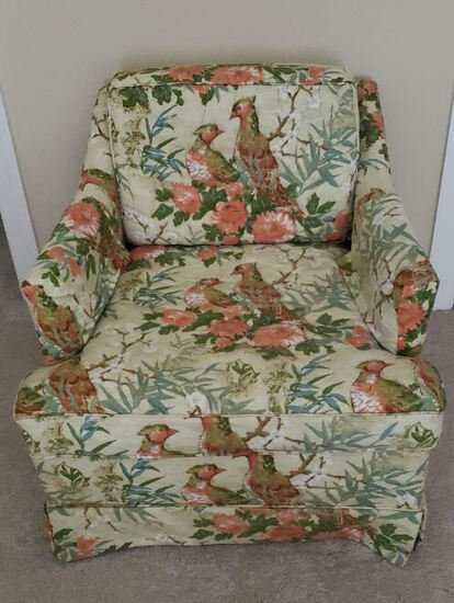 Upholstered Chair by Hickory Cavern