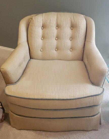 Upholstered Chair by Tavern II