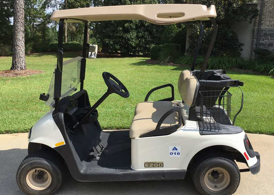 E-Z-Go Electric Golf Cart