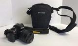 Nikon D 5100 Digital Camera with Nikon DX