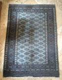 """Hand-Knotted Rug - 39 1/2"""" x 58"""""""