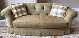 Custom Upholstered Sofa - 81
