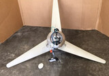 Kichler Lighted Ceiling Fan with Remote
