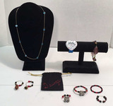 Assorted Costume Jewelry including Betsy