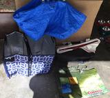 (4) Tote Bags