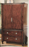 Paloma Armoire/Entertainment Center by Brownstone Furniture Co.--
