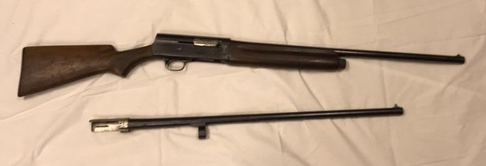 Remington Model 11 Automatic 16 Gauge Shotgun