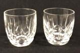 (2) Waterford Crystal