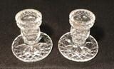 Pair of Waterford Crystal