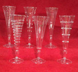 (6) Roost Champagne Flutes