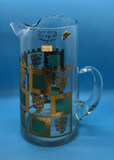 West Virginia Glass Henry VIII Pitcher--Mid