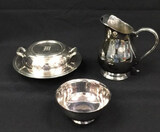 (3) Silver Plate Items:  Gorham
