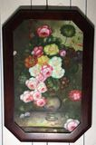 Floral Bouquet in Vase Oil Painting