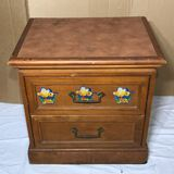 Two Drawer Night Stand—24