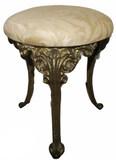 Upholstered Vanity Stool 15