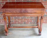 Antique Empire Lift-Top Desk