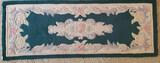 Handcarved Shape Scatter Rug 1.67' x 4.5'
