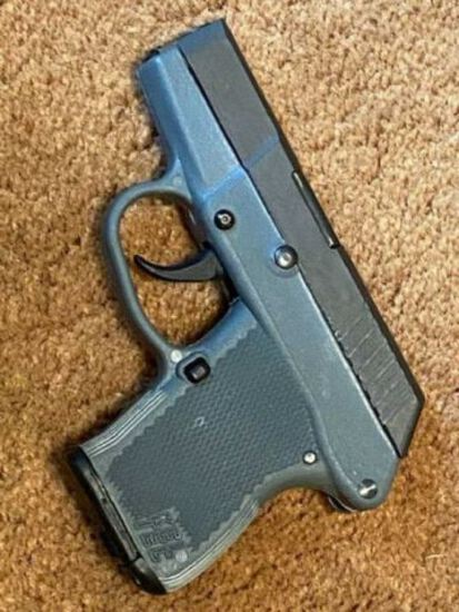 Keltec P3AT .380 Semi-auto Pistol: