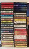 Assorted CassetteTapes