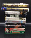(9) VCR Movies