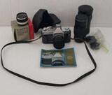 Mamiya/Secor 500 DTL Series Camera w/Case,
