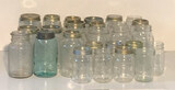 (29) Assorted Pint and Quart Canning Jars