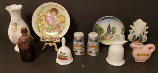 Assorted Souvenirs & Collectibles