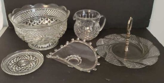Assorted Glass: Wexford by Anchor Hocking Fruit