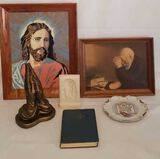 Assorted Religious Items: The Greatest Story E