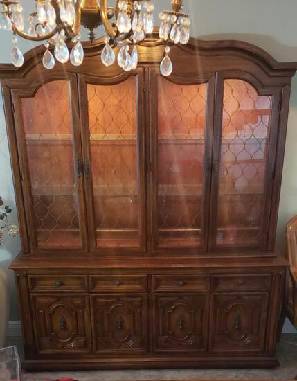 China Cabinet  by Thomasville Furniture Co.