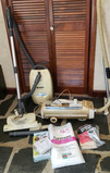(2) Vacuum Cleaners: Electrolux Cannister Vac;