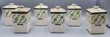 Set of Spice Jars Made in Japan