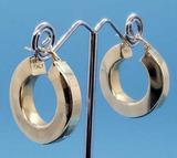 14kt Gold Pierced Earrings (8g)