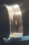 Sterling Bangle Bracelet Marked 925 Mexico