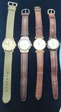 4 Watches: Hugo Boss, Timex, Pierre Cardin,