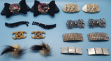 (8) Pairs of Shoe Clips