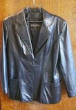 Leather Blazer by Wilson XL