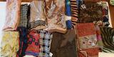 Assorted Silk & Other Scarves: Anne Klein,