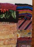 Assorted Silk & Other Scarves: ETRO, Vera, Oscar
