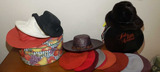 Mink Hat by Ambrose & Assorted Ladies Hats &