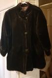 Vintage Faux Fur Coat