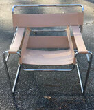 Collectible Wassily Chair by Marcel Breuer for